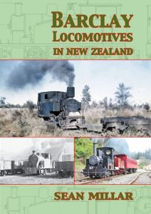 Barclay Locomotives in New Zealand. ISBN 978-1-927329-13-9.