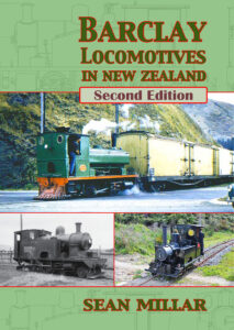Barclay Locomotives in New Zealand. (Second Edition) ISBN 978-1-927329-28-3.