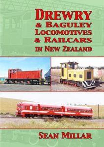 Drewry & Baguley Locomotives & Railcars in New Zealand
